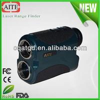 china OEM level distance measuring instruments Aite brand handheld gps golf laser rangefinder