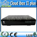 Nuvem 2014 ibox 2 + plus hd receptor de satélite digital china preço de fábrica