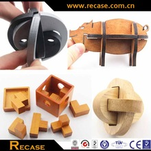 wooden educational puzzles custom wooden puzzle game cube