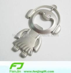 promotion keychain music souvenir gift item