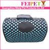 Hot sale factory price luxury dog bag