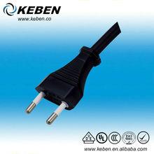 High quality 250V 2.5A Italy 2 pin ac plug socket