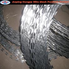 nato barbed wire razor