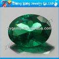 taglio rotondo brillante verde spinello sintetico produttore