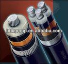outdoor and indoor 6/35kv XLPE insulated kabel elektrik