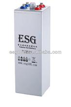 2V800AH ESG manufacturer OPzV Series battery OPG 2v gel flooded tubular battery longest service life