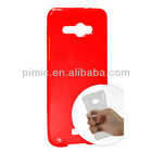 Blank Case for HTC Butterfly TPU Soft Phone Case