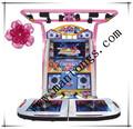 2014 popular dança máquina de jogos de vídeo