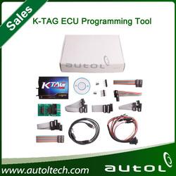 high quality car ecu repair tool ECU Prog Tool ! KTAG K-TAG ECU Programming Tool can test car and truck of many brand car