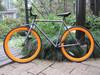 700C classic fixed gear bike in stock