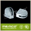 Rails en acier inoxydable/baluster petit verre clamp