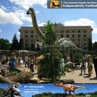 sculpture dinosaur stone carving a.1. dinosaur jurassic dinosaur park