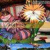 cartoon characters mascot costume amusement park cartoon sculpture