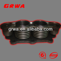 Exhaust flexible pipe joint