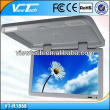 "18.5"" Bus LCD Display + USB/SD +1080P Port"