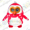 2014 China top 10 soft fancy plush owl smart educational voice recognition recognization toys for kids