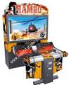 rambo de vídeo juego de la máquina de venta
