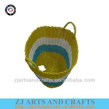Environmental protection hand-woven Storage Basket