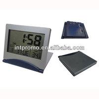 foldable digital clock
