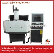 Metal máquina de molde da sapata que faz a máquina cnc tc-6060c