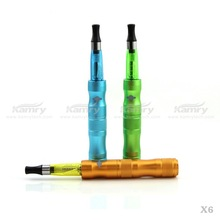 Kamry new model 2012 electronic cigarettes ego x6 electronic cigarette