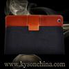 Case for apple ipad mini,premium leather for ipad,leather stand case pouch for retina ipad mini