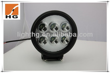 "Super brightness 7"" CREE 60W LED driving light LED work lamp HG-837-60"