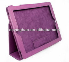 New style low price for iPad cases for iPad leather case