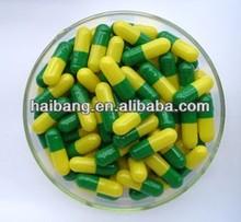vacant hard gelatin capsules high quality pure bovine bone gelatin with FDA and Halal