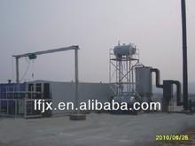 DLT8 DLT8000 Drummed Asphalt Bitumen heating melting treating device system, Asphalt bitumen decanting device system