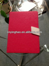 High quality creative briefcase design for iPad3 leather case