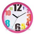 Ucuz plastik duvar saatleri, uw-wc019