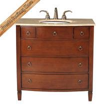 Modern bathroom vanity cabinet hot-selling 2012 new bathroom vanity with drawer