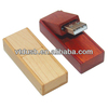 Promotional Gift Engraving Logo Wood USB Flash Drive with Wholesale Price