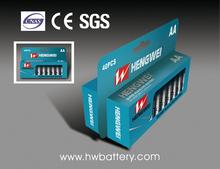 Alkaline battery LR6 AA 40/paper box