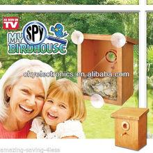My Spy Birdhouse -As Seen on TV - See Birds Nesting! My Spy Bird House
