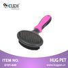 Elastic head double side pet brush/pet hair brush 0101-040