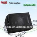 Modèle boîte de son système, Box salon sound system