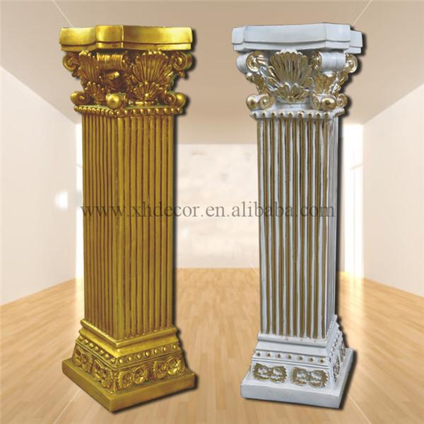 FRP 장식 로마 열/ PU 로마 기둥 열/ 홈 장식 열 여전히 판매-기둥 ...