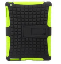 Hot Product 2014 Hybird Robot Cover Case For Ipad 4 / 3 / 2