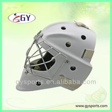 cat-eye cage goalie helmet neoprene face mask customize