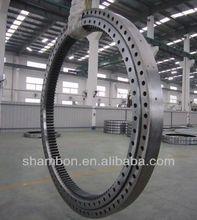 Supply rock drilling machine slewing ring bearing