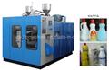 Frascos de óleo lubrificante de extrusão de plástico máquinas/garrafa de detergente que faz a máquina
