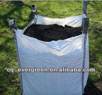 Hot sale ! high quality flexible PP woven FIBC ton super big bulk jumbo container bag