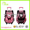 korea luggage bag trolley travel bag for kids