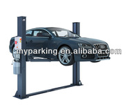 cheap 2 post hydraulic car lift price/ base plate car lift/ used 2 post car lift for sale