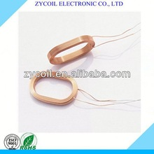Customized speaker voice coil wire