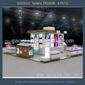 Cosméticos de maquillaje mac soporte de exhibición/tienda de cosméticos contador de diseño/shopping mall quiosco de cosméticos