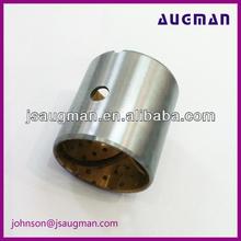 JF-800 oilless bimetal bearing / guide pins and bushings / customized brass king pin bush