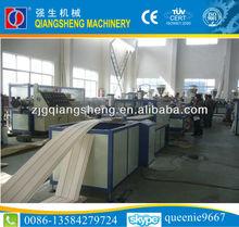 PVC Vinyl exterior /outside siding making machinery